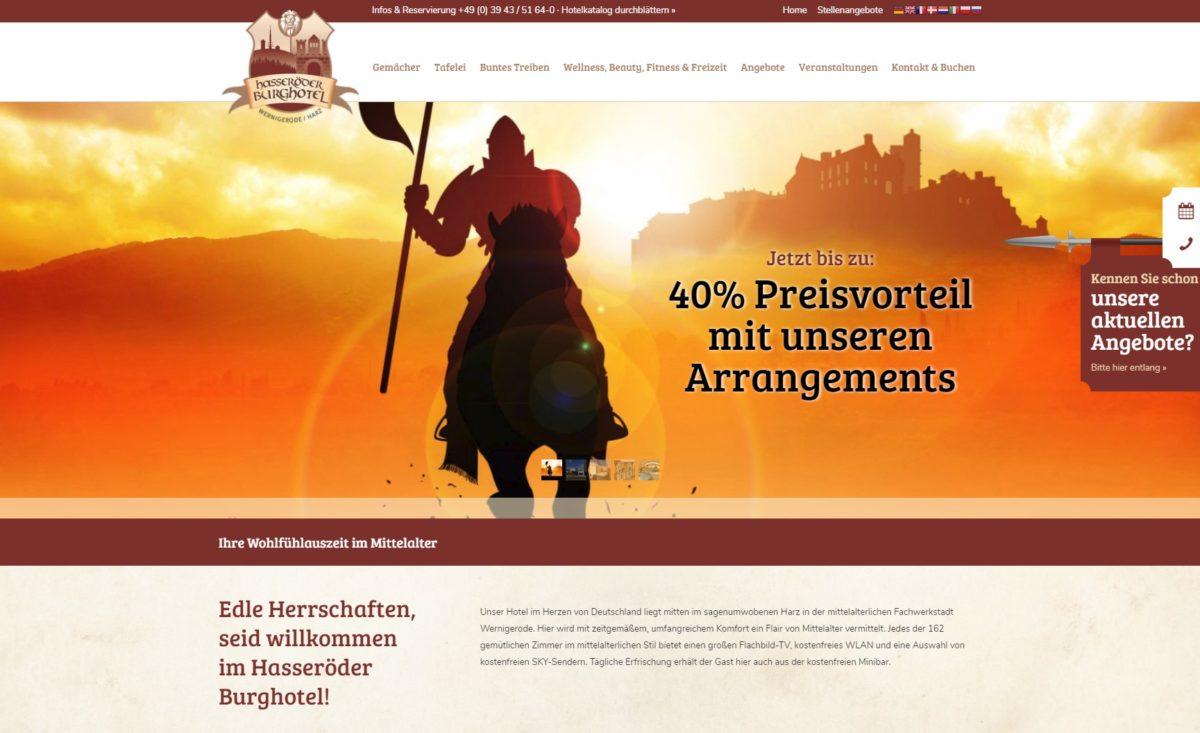 Hasseröder Burghotel, Wernigerode